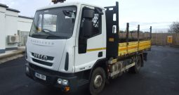 IVECO 75 E16  EURO 6 TIPPER ONLY 66,778 KMS RECORDED