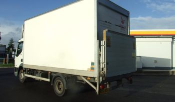 DAF LF 45 150 EURO 6 BOX WITH TAIL LIFT full