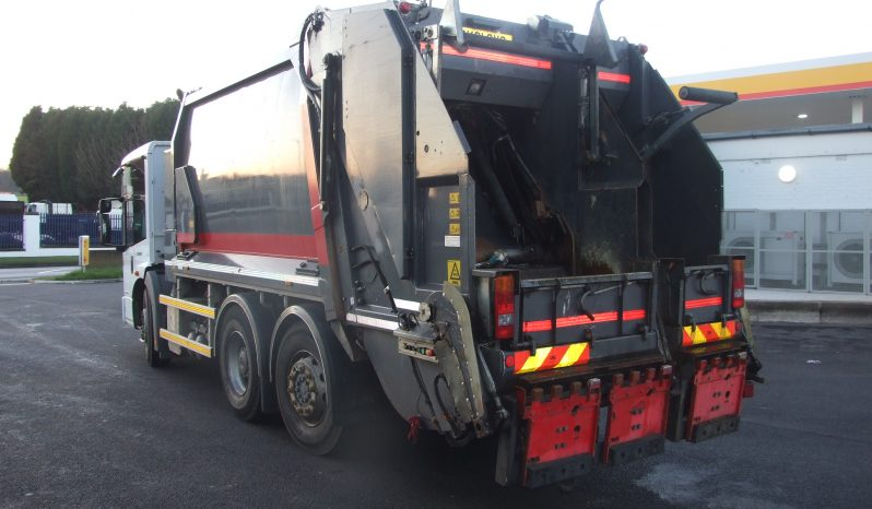 CHOICE OF 3 EX REFUSE VEHICLES full