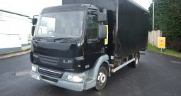 DAF 45 160 18FT CURTAIN SIDE EURO 5