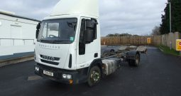 IVECO 75 E16 EURO 6 2016 ONL 160,272 KMS RECORDED