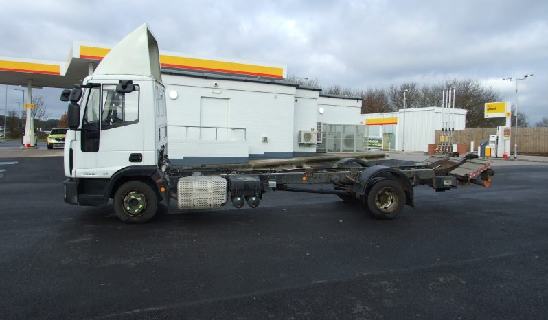 IVECO 75 E16 EURO 6 2016 ONL 160,272 KMS RECORDED full
