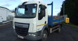 JUST ARRIVED DAF LF 150 EURO 6 TIPPER