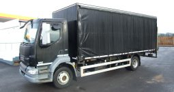 CHOICE OF 3 DAF 55 220 22FT CURTAIN SIDE