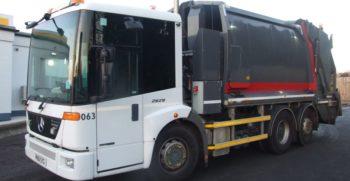 Ex Council Truck