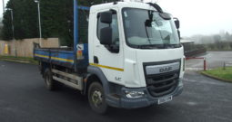 DAF EURO 6 TIPPER 110,010 KMS RECORDED