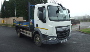 DAF EURO 6 TIPPER 110,010 KMS RECORDED full