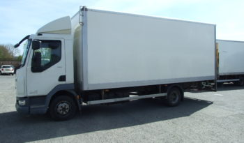 DAF LF150 BOX VAN 66 REG EURO 6 full
