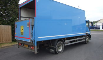 IVECO 150E25 BOX VAN WITH TAIL LIFT full