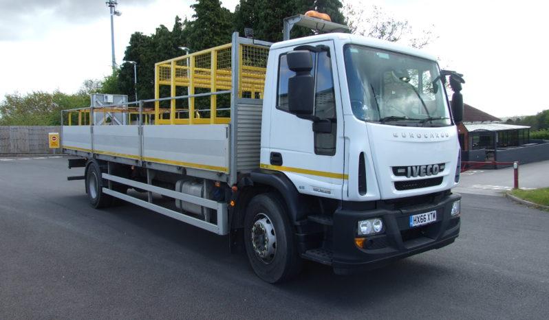 IVECO 150E25 SCAFFOLD TRUCK LOW MILEAGE full