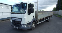 DAF LF 150 DROPSIDE WITH DAY CAB