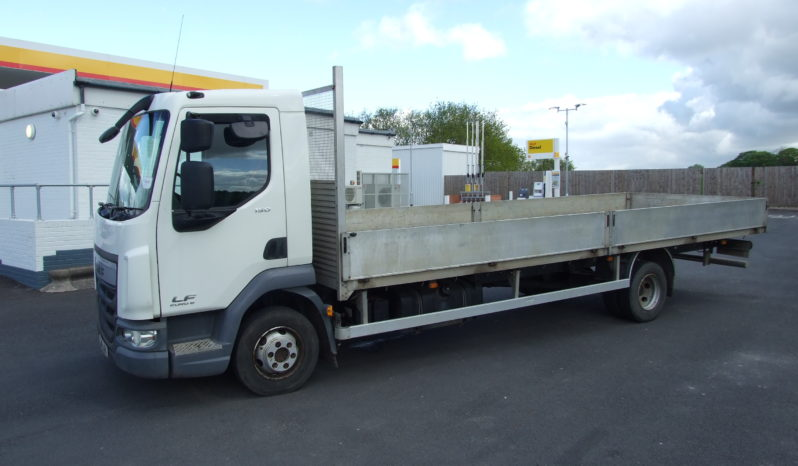 DAF LF 150 DROPSIDE WITH DAY CAB full