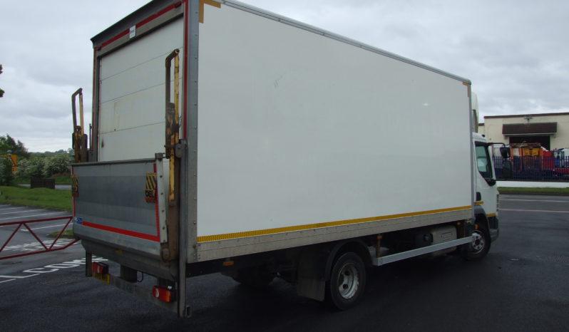 2015 DAF LF150 7.5 TONNE BOX VAN full