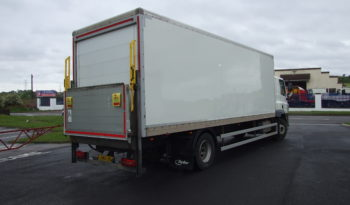 DAF CF 220 BOX VAN WITH TAIL LIFT full