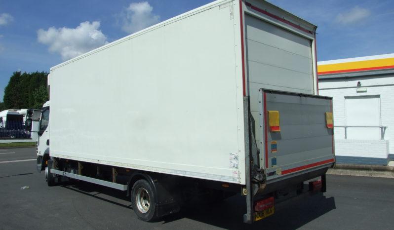 12 TONNE DAF LF180 BOX VAN WITH TAIL LIFT full