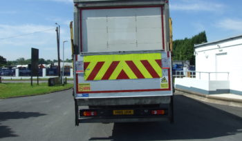 18 TONNE IVECO 180E25 BOX VAN WITH TAIL LIFT full