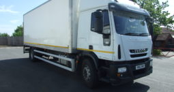 18 TONNE IVECO 180E25 BOX VAN WITH TAIL LIFT