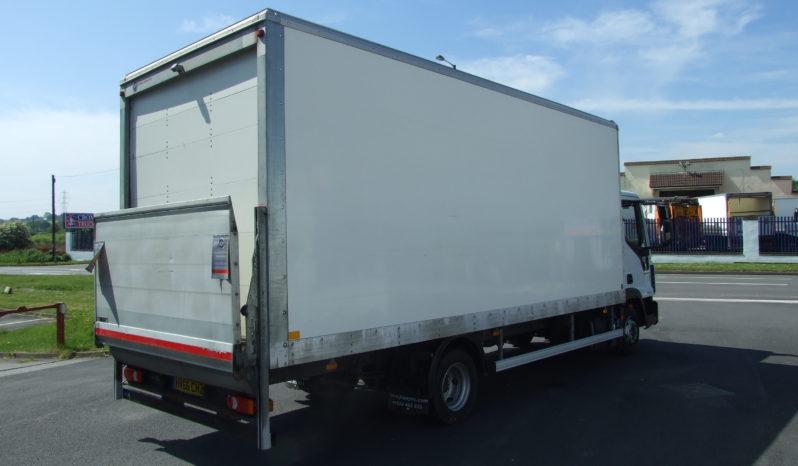 IVECO 75.160 BOX VAN 2016 full