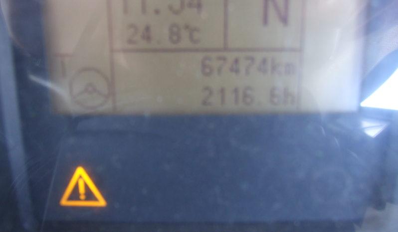 IVECO 75E16 EURO 6 INSULATED TIPPER full