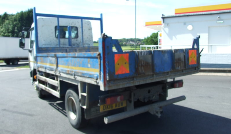 DAF LF45.150 WITH INSULATED TIPPING BODY full