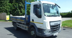 DAF LF45.150 WITH INSULATED TIPPING BODY