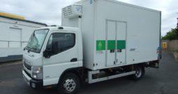 MITSUBISHI CANTER 7C15 REFRIGERATED BOX VAN
