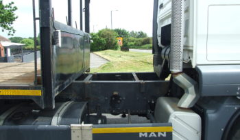 MAN TGS26320 FLATBED 2011 full