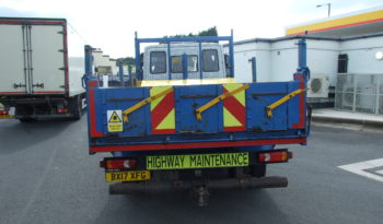 IVECO 75E16 WITH INSULATED TIPPING BODY full