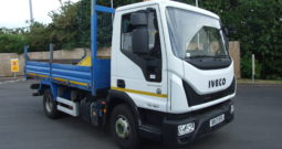 IVECO 75E16 WITH INSULATED TIPPING BODY