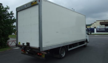 MITSUBISHI CANTER FUSE 7C18 BOX VAN WITH UNDER FLOOR TAIL LIFT full