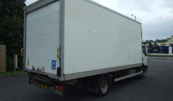 DAF LF 150 20FT BOX VAN WITH TAIL LIFT AND BARN DOORS full