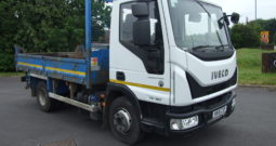 2016 IVECO 75.160 WITH TIPPING BODY
